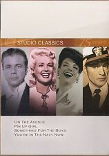 Classic Quad Set 13 (On the Avenue / Pin Up Girl / Something for the Boys / You'