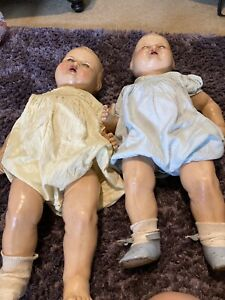 Vintage Victorian Dolls. Doll Rare Collectable Antique
