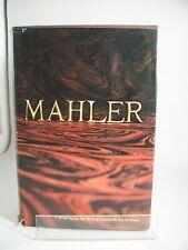 Mahler : A Biography By Henry-Louis de La Grange. 1973 American First Edition