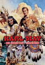 Karl May - der grosse Kino Sammelband in drei Varianten