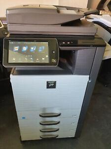 Sharp MX-4141 Farbkopierer MFP DIN A4/A3 Dualscanner, Fax,  825000 Seiten