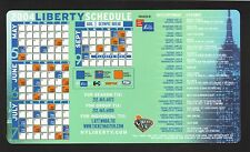 New York Liberty--2004 Magnet Schedule--WNBA