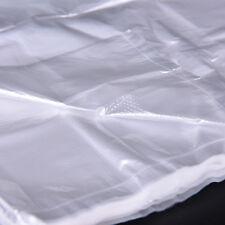 100 Design Plastic T-Shirt Retail Shopping Supermarket Bags Handles Packaging FG
