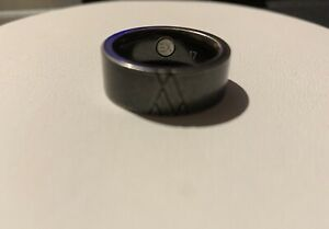 Energetix Ring Gr. 17,schwarz