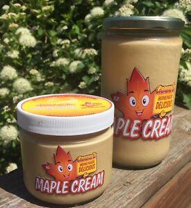 100% NY Pure Maple Cream Various Sizes 6oz,16oz, 20oz, 32oz (tammismaple)