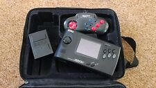 Sega Genesis Nomad Bundle w/ 39 games! Game Gear case!