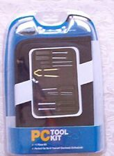 iConcepts 11-Piece Pc Tool Kit including Storage Case