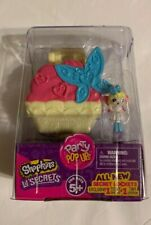 Shopkins Lil Secrets Party Pop Ups Secret Locket - Fairy Cake Birthday