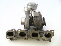 Turbocharger Alfa-Romeo 159 1,9 JTDM 110kw 773721 761899 55201498 REMAN turbo