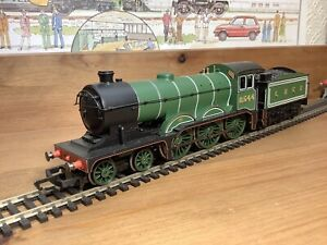 Unboxed Hornby Ex R1032 Set LNE B12 4-6-0 8544 LNER Lined Apple Green Livery EXC