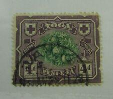 Toga SC #44 used stamp