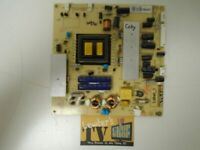 Coby LEDTV3256 Power Supply / LED Board E3-96614032-ER