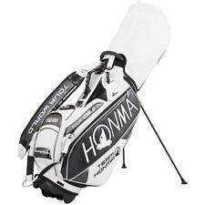 HONMA Golf Stand Men's Caddy Bag TOUR WORLD 9.5 x 47 inch 4.4kg Black CB1902