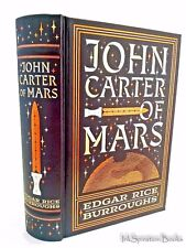A Princess of Mars Omnibus by Edgar Rice Burroughs Collection Book John Carter