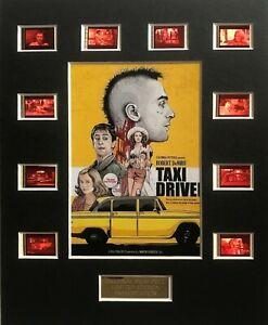 Taxi Driver (Robert DeNiro) - 35mm Film Display