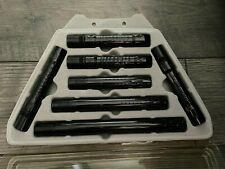 Gloss Black Wgp Autococker Kaner Barrel Kit Front Back Orracle Black Magic