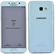 Samsung Galaxy A5 5.2 Inch (2017) Unlocked 32GB 4G Android Smartphone BLUE