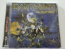 Iron Maiden Live After Death  2CD + Booklet  [BRAND NEW]