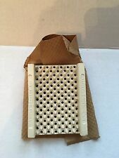 """VINTAGE NEW OLD STOCK! Ceramic Grate Brick Insert for Gas Space Heater 5x4"""""""