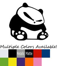 JDM Panda Vinyl Decal Stance Car Sticker Turbo Honda Nissan Truck Drift Toyota