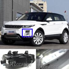 Left Driver Side Front Fog Light Lamp DRL For Land Range Rover Evoque 2011-2015