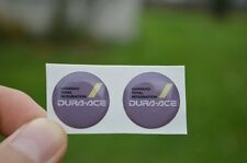 Shimano Dura Ace ST-7400 8 speed STI Shifters Pair of decals stickers vintage
