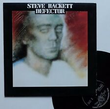 "LP Steve Hackett  ""Defector"""