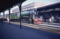 LWER LONDON NORTH EASTERN Railroad Steam Locomotive 1 Original 1969 Photo Slide