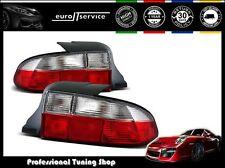 FEUX ARRIERE ENSEMBLE LTBM18 BMW Z3 1996 1997 1998 1999 ROADSTER RED WHITE