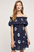 Lou Off-The-Shoulder Dress By Whit Two Size XS NWT