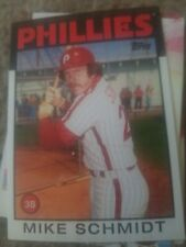 2014 Topps Archives #143 Mike Schmidt Philadelphia Phillies