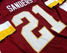HOF 2011 Deion Sanders PRIME TIME Washington Redskins Nike Jersey NFL 100 LEGEND