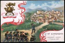 1905 - 9 Reggimento Bersaglieri