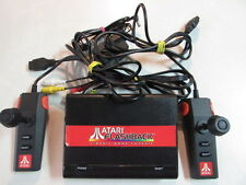 ATARI FLASHBACK MINI 7800 VIDEO GAME SYSTEM 2 JOYSTICKS 20 GAMES, WORKS GREAT