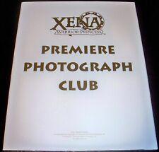 "Xena Princess Warrior Premier Photo Club A ROYAL COUPLE OF THIEVES 8""x10"" Pics"