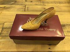 Raine Just The Right Shoe Golden Stiletto 25045
