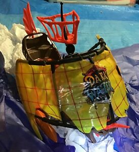 Pirates of Dark Water Ship and Seven Figures