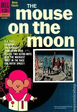 Mouse on the Moon Movie Classics #312 VG 4.0 1963 Stock Image Low Grade