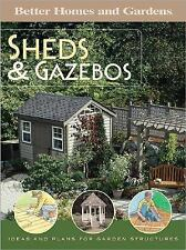 Sheds & Gazebos (Better Homes & Gardens)