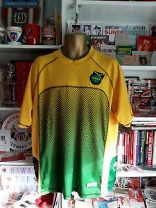 Vintage Jamaica Home Football Shirt