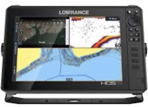 Lowrance HDS-9 Live Fishfinder with Active Imaging 3-in-1
