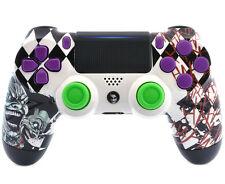 """Supervillain"" Ps4 PRO Custom UN-MODDED Controller Exclusive Design CUH-ZCT2U"