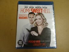 BLU-RAY / HOME SWEET HELL ( KATHERINE HEIGL, PATRICK WILSON... )