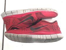 Nike Mens Free Run 3 5.0 Red, Black, and White 9