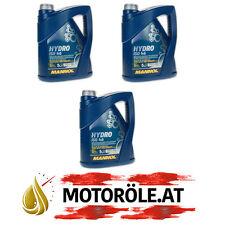 15 (3x5) Liter MANNOL Hydro ISO HLP 46 Hydrauliköl VDMA 24318, DIN 51524/2