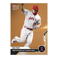 Mike Trout - MLB TOPPS NOW® Card 71 *presale*