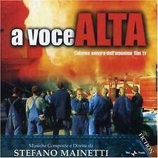 Stefano Mainetti: A Voce Alta (New/Sealed CD)