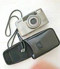 Konica Z-Up 110 Camera Super 38-110mm Zoom Point and Shoot. With Case and Strap