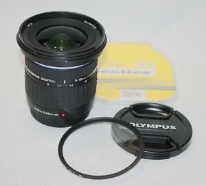 NEW Olympus Zuiko 9-18mm F/4-5.6 ED Lens four thirds (NOT micro four thirds)