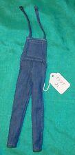 Blue Denim Jumper with Bib for Teen Skipper Barbie Doll TSPT21